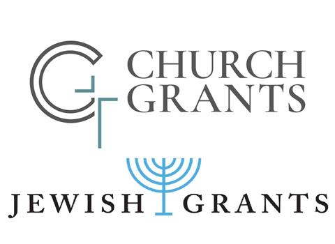 Church Grants and Jewish Grants Logo