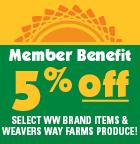 Members Get 5% Off