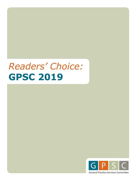 Readers' Choice: GPSC 2019