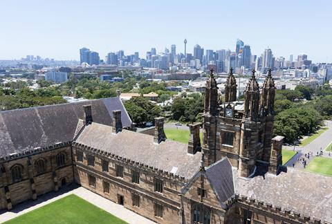 University of Sydney Quadrangle buildings