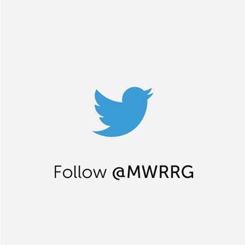 Follow MWRRG on Twitter