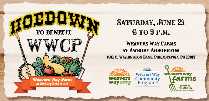 Hoedown to Benefit WWCP