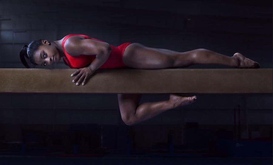 Simone Bile Images