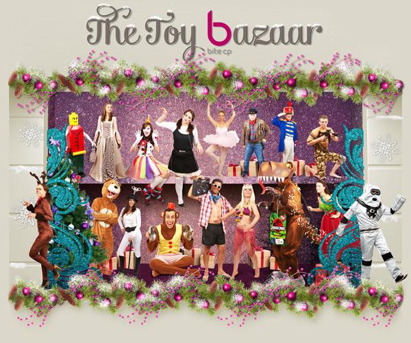 The Toy Bazaar