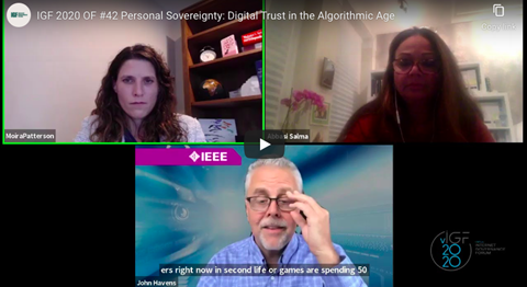 SDGs and personal Sovereignty