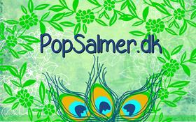 Lyt til CD boksen med PopSalmer