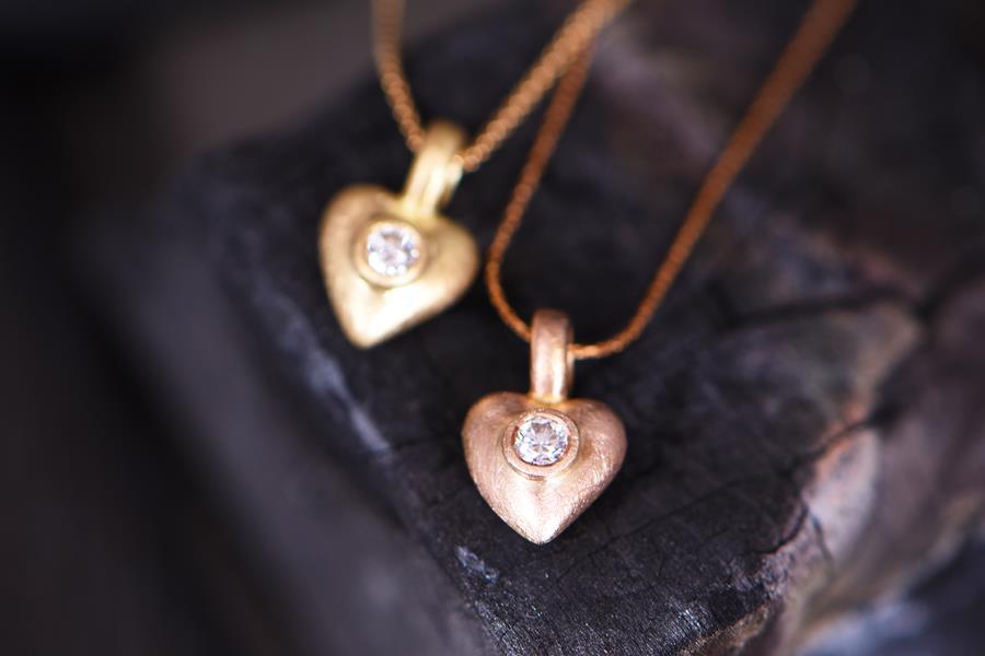 Goodman Morris Puri Rings. 18ct yellow gold and silver.