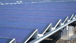 Solar Share installation on Mississauga warehouse