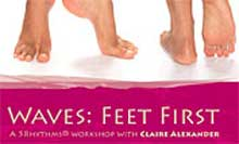 Waves: Feet First with Claire Alexander