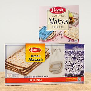 Street's and OSEM Matzah