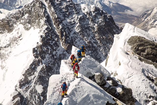Everest by Ben Jones