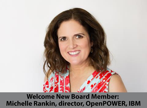 Michelle Rankin, New ISTO Board Member
