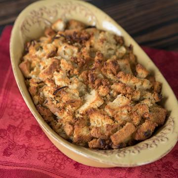 Gluten-Free Apple Stuffing