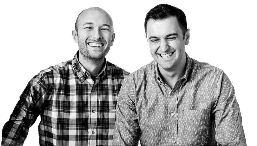 John Zimmer and Logan Green of Lyft