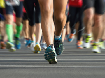Running. © Pavel 1964/ Shutterstock.com