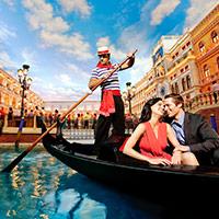 Venetian/Palazzo Staycation