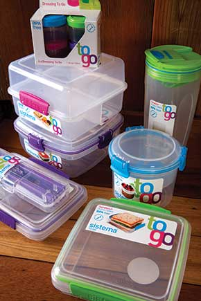 Sistema togo lunch solutions