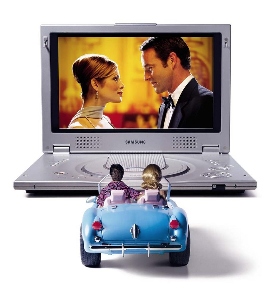 Drive in DVD Player