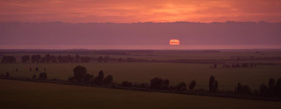 Peruvian Sunset Image