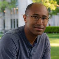 Pitt MFA alumnus Cameron Barnett