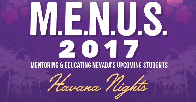 M.E.N.U.S. 2017 Save the Date – Havana Nights