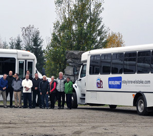 Revelstoke Shuttle Bus