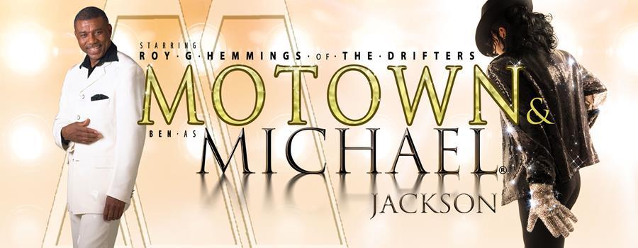 Motown & Michael Jackson banner