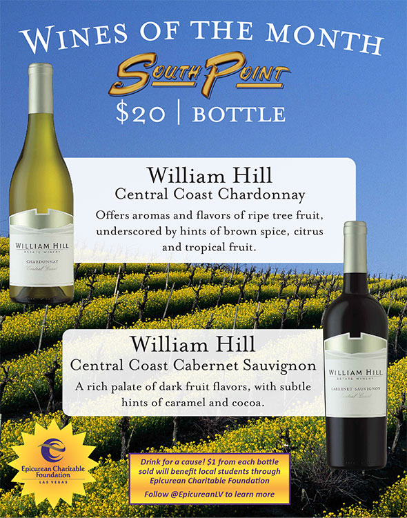 Wines of the Month – October