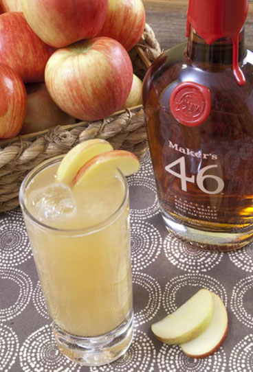 Whiskey Spiced Apple
