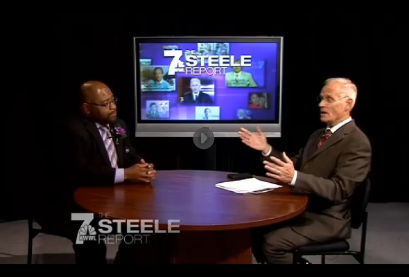 Watch Jon Narcisse on the Steele Report