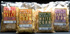 Fresh to Market corn chips