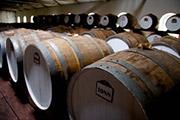 Seppeltsfield 100 year old barrel storage cellar