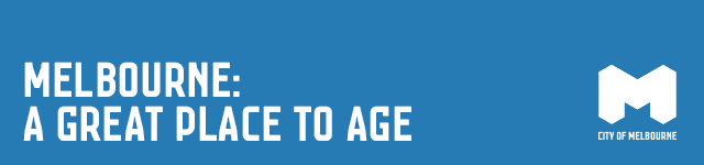 Melbourne: a great place to age