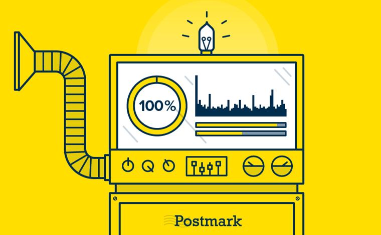 Postmark Machine