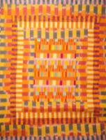 Stripes Galore Quilt Kit designed by Kaffe Fassett:
