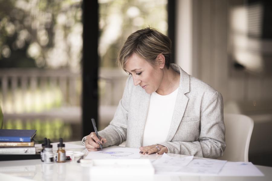 Jewellery Designer Alice Herald