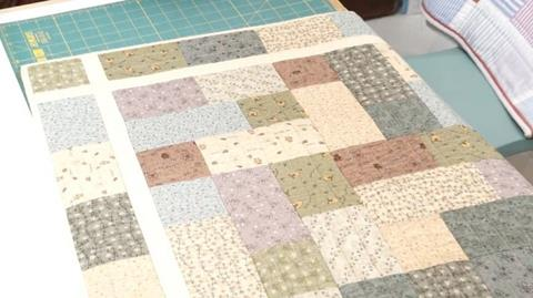 Hopscotch Quilt from Anne Baxter
