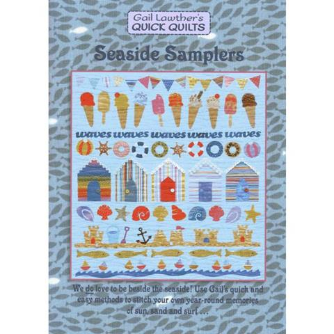 Seaside Samplers by Gail Lawther