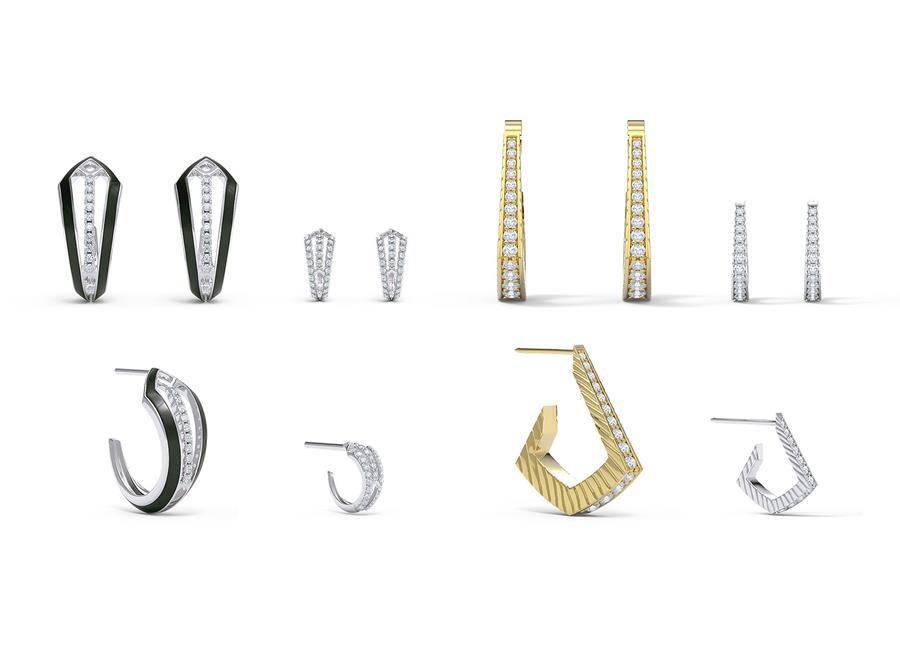 Alice Herald Mini Series Earrings