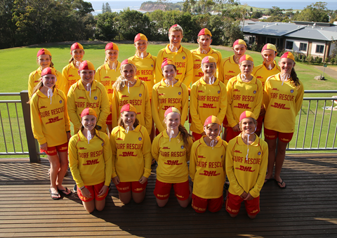 Junior Lifesavers Of The Year Named