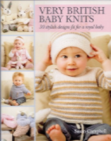 Very British Baby Knits by Susan Campbell