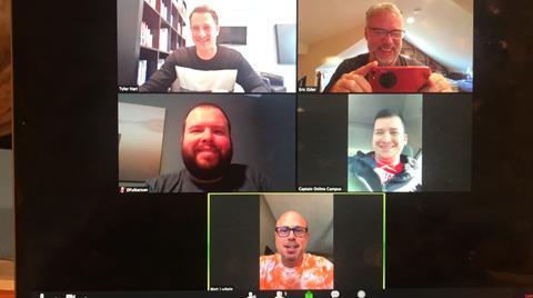 Online Planning Meetings