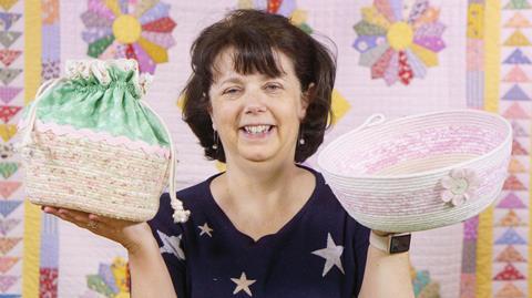 Coil Baskets with Sallieann Harrison