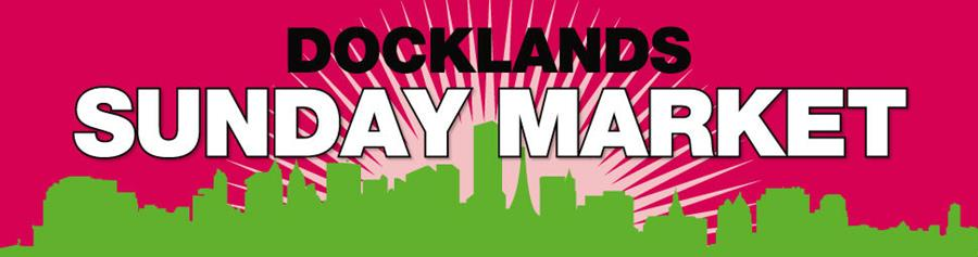 Docklands Sunday Market: Special Melbourne Day event