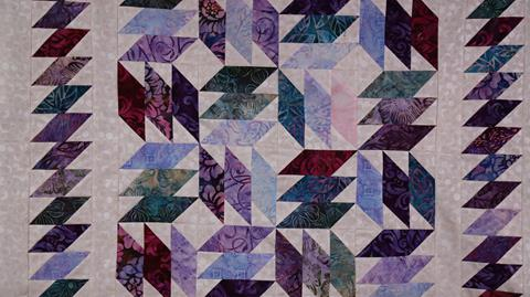 Scrap Jelly Roll Patchwork with Valerie Nesbitt
