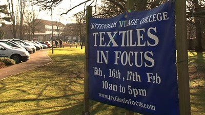 Textiles in Focus Exhibition (2013) - part 1
