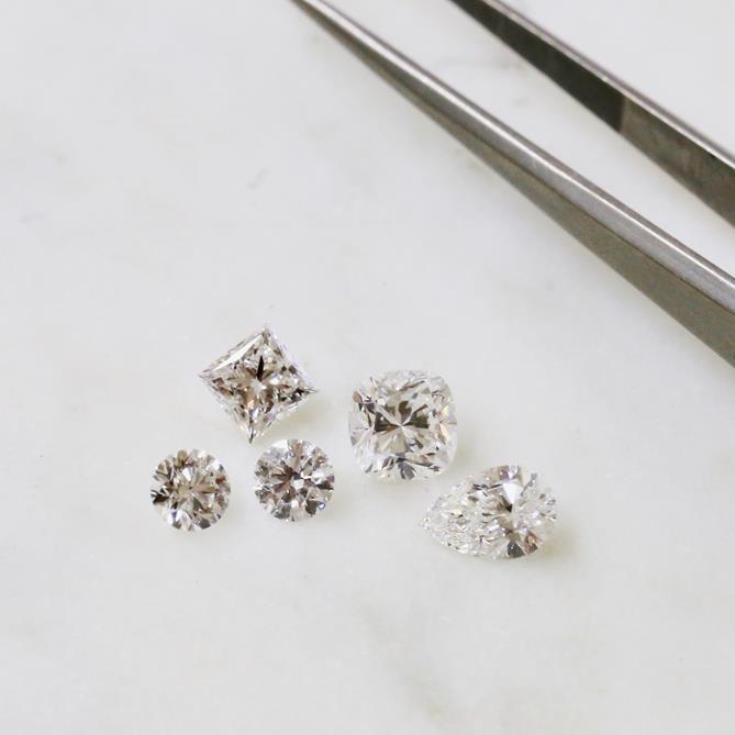 Diamond Selection with Alice Herald