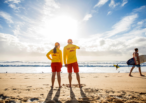 Future Lifesaving Leaders Are Sydney Bound