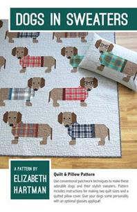 Dogs in Sweaters a pattern by Elizabeth Hartman