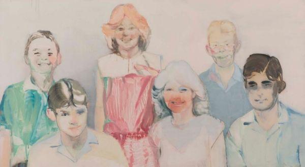 Oil Painting Family Portrait No 2